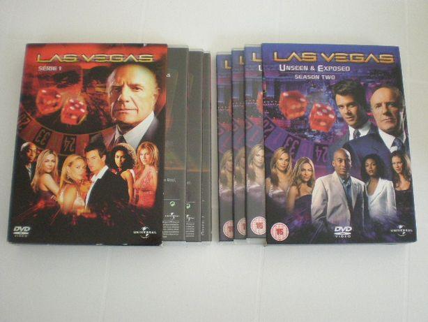 Las Vegas - série 1 e série 2