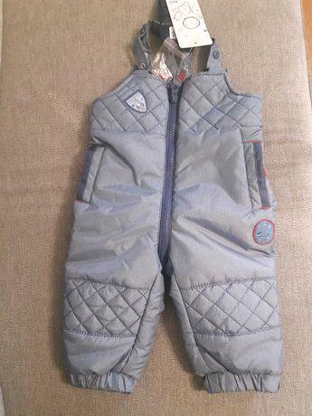 Spodnie zimowe Coccodrillo dla maluszka