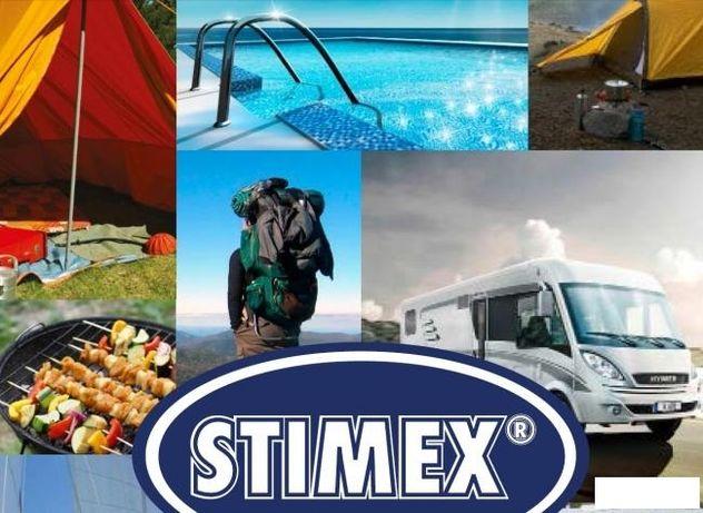 Impregnaty Stimex - do namiotów, przedsionków kempingowych, markiz