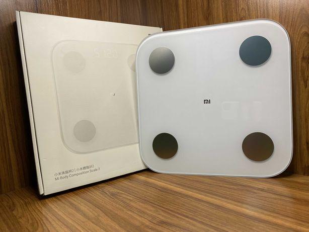 Розумні ваги Xiaomi Mi Body Composition Scale 2 умные весы Mi Fit
