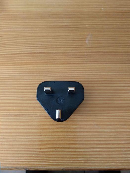 Przejściówka adapter do gniazdek typowych w UK Wielka Brytania Gdańsk - image 1