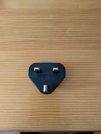 Przejściówka adapter do gniazdek typowych w UK Wielka Brytania