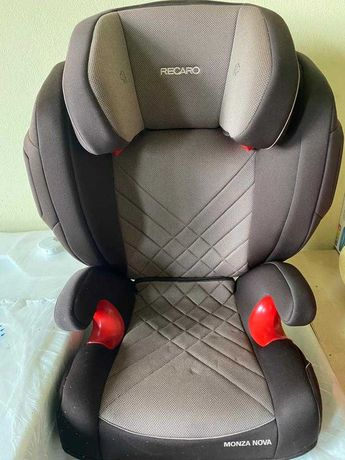 Fotelik samochodowy Recaro Monza Nova 2 seatfix 15-36kg