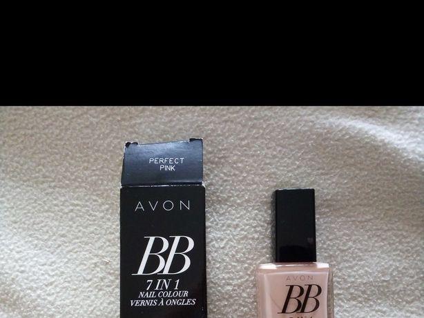 Lakier do paznokci Avon BB perfect pink 10 ml