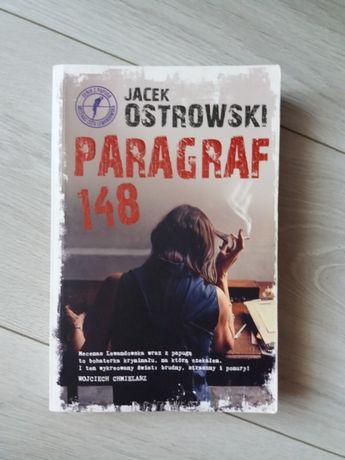 Książka Jacek Ostrowski - Paragraf 148