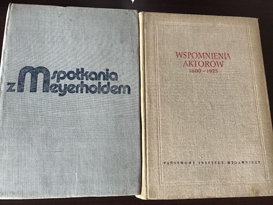 Zestaw 5 książek do teatrologii 2