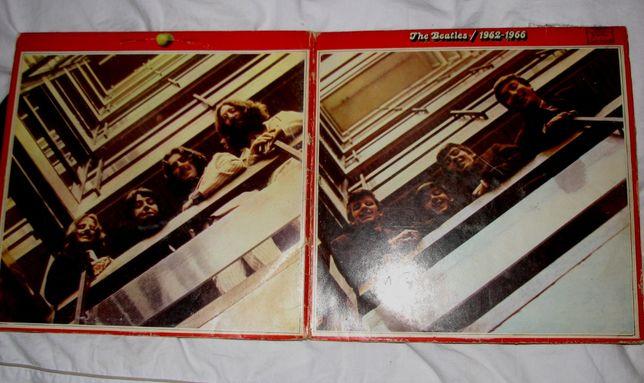 Album dwupłytowy płyty winylowe The Beatles
