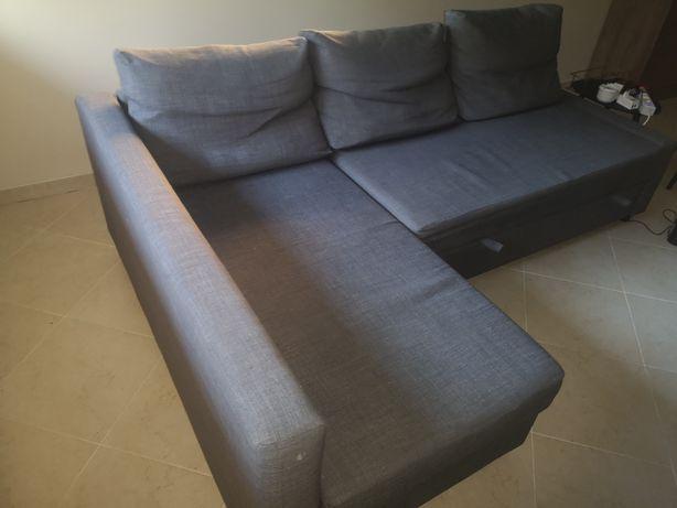 Sofá cama chaise long