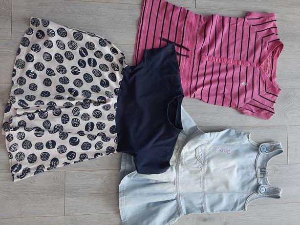 Sukienki na lato roz 134 H&M