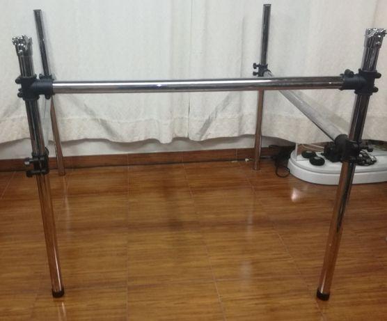 Rack gibraltar para bateria ou percussão