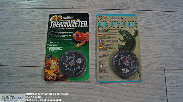 Termometr do terrarium ZOOMED - OKAZJA!