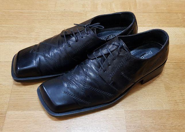 Туфли кожаные мужские демисезонные,, Dino Di Capri'' 44 р-р