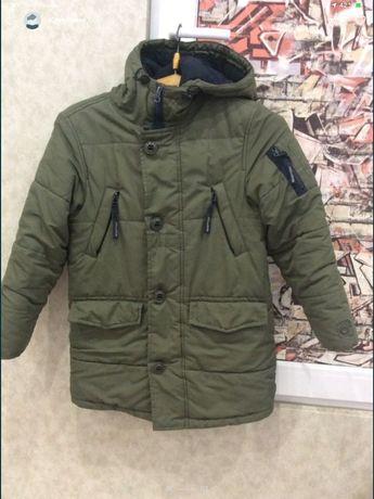 Куртка, парка, пальто Benetton р.140