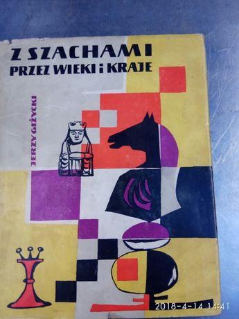 Książka Z szachami przez wieki i kraje