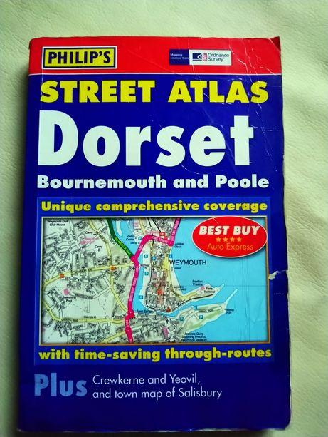 Книга Street Atlas Dorset