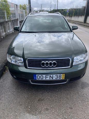 Audi a4 b6 tdi 130