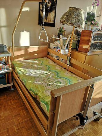 Łóżko rehabilitacyjne medyczne