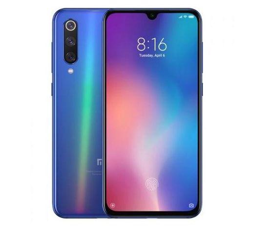 Xiaomi Mi 9 6/128GB Niebieski NOWY