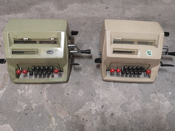 Ręczna maszyna liczaca prema mesko kr-13
