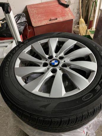 Диски с летней резиной BMW R17