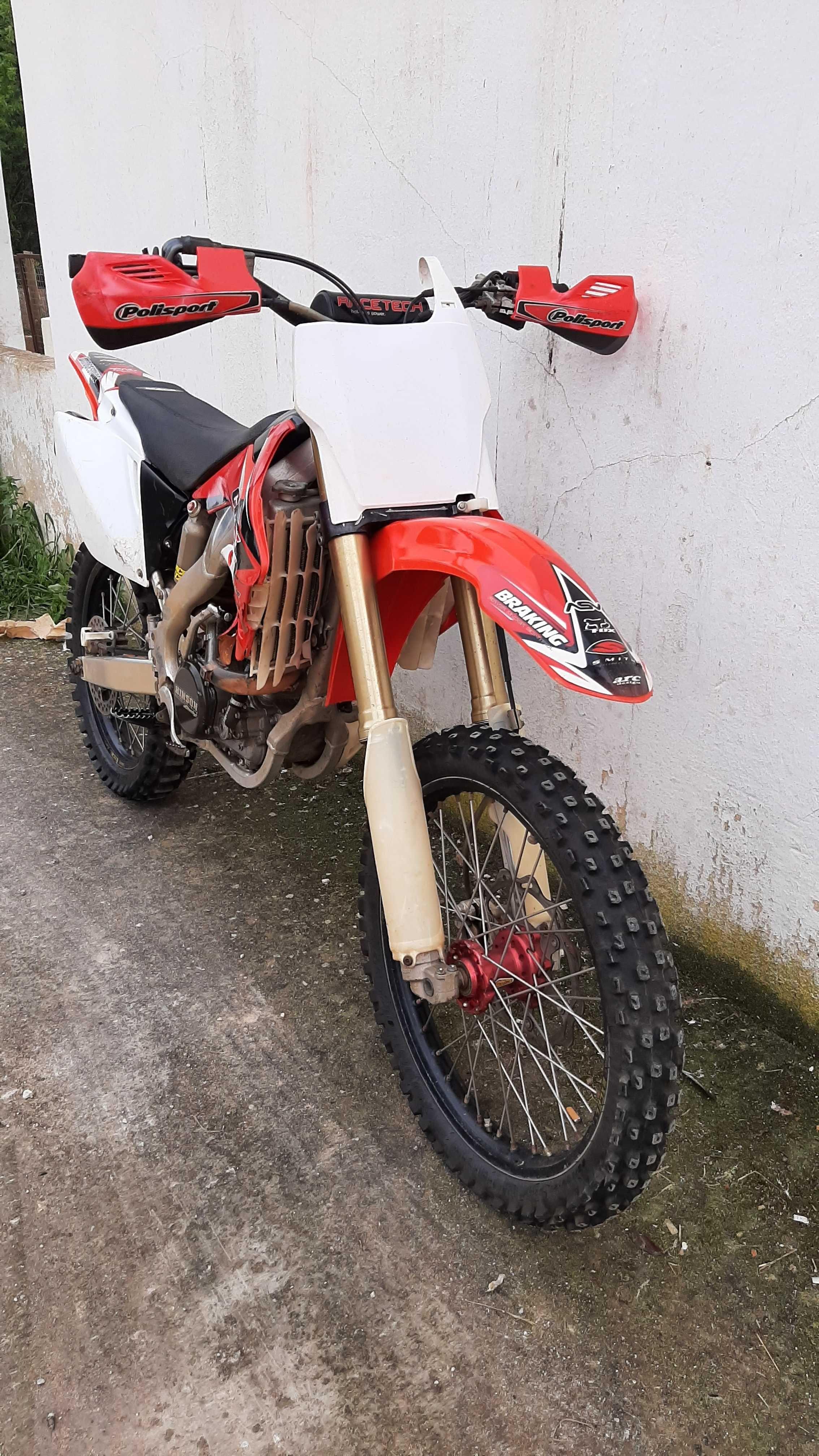 Honda crf 250r kit athena 280