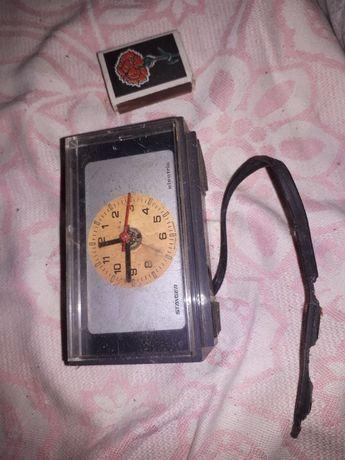 Немецкие электро часы Staiger
