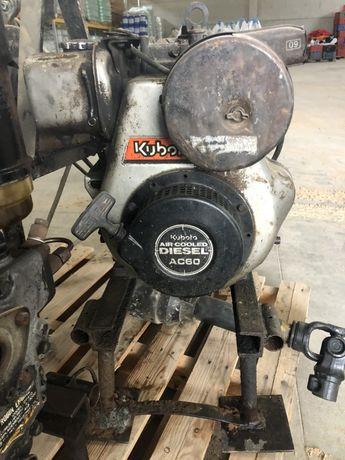 Motor rega gasóleo