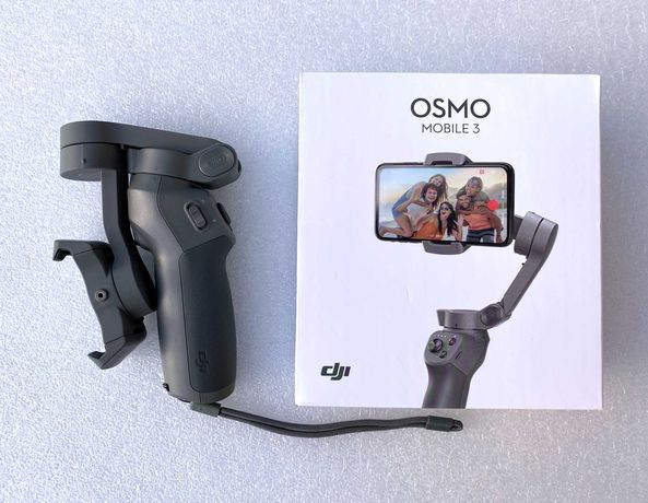 Estabilizador Gimbal DJI Osmo Mobile 3