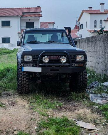 Nissan Patrol  com preparação tt