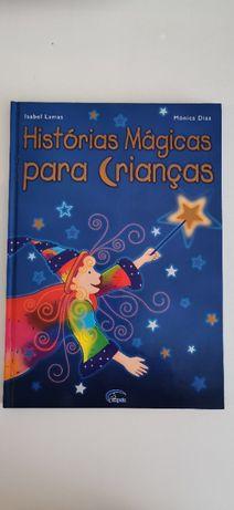 Livro Histórias Mágicas para Crianças
