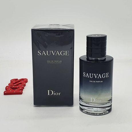 Sauvage - Original pack Кристиан Диор Саваж 100 ml для мужчин
