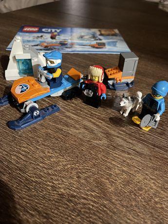 Lego 60191 arktyczny zespół badawczy