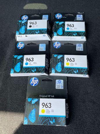 Tinteiros HP 963 novos selados