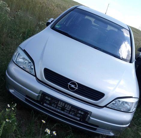 Opel Astra G części, kod lakieru Z147, kod silnika X16XEL