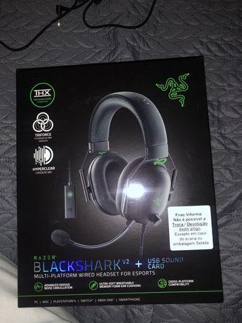 Razer Headset BlackShark v2