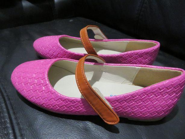 pantofelki buty dla dziewczynki rozm. 35