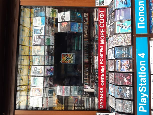 PCигры.DVDфильмы.Закачка.Установка.Ремонт Playstation4