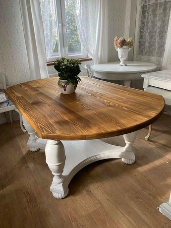 Stół antyk, stół prowansalski, drewniany, stylowy