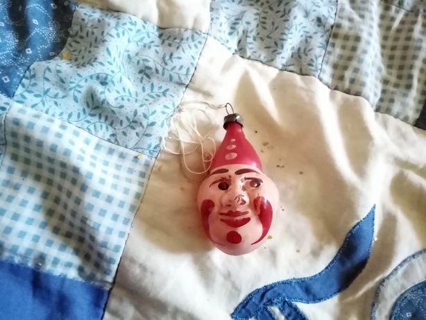 Новогодняя игрушка Клоун ф(скидка только 7 дней)