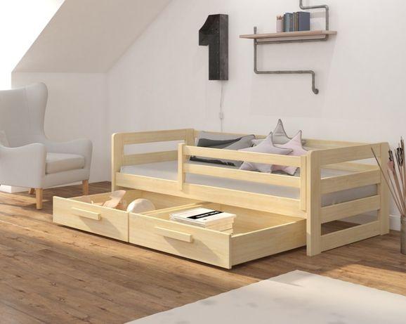 Łóżeczko Egon! Drewno PREMIUM 100%! Łącz kolory wybierz rozmiar!