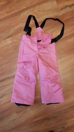 sprzedam ładne spodnie narciarskie dla dziecka 4-5lat