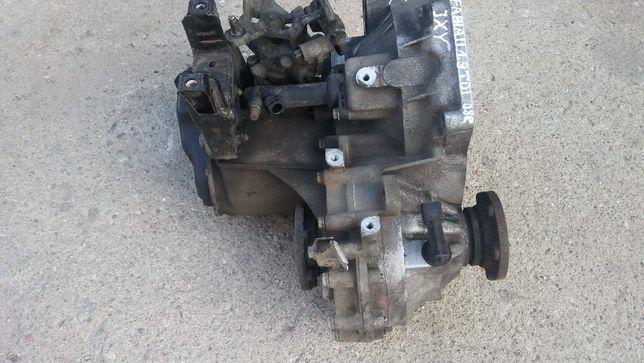 skrzynia biegów manualna skoda fabia II JxY 1,9 TDI