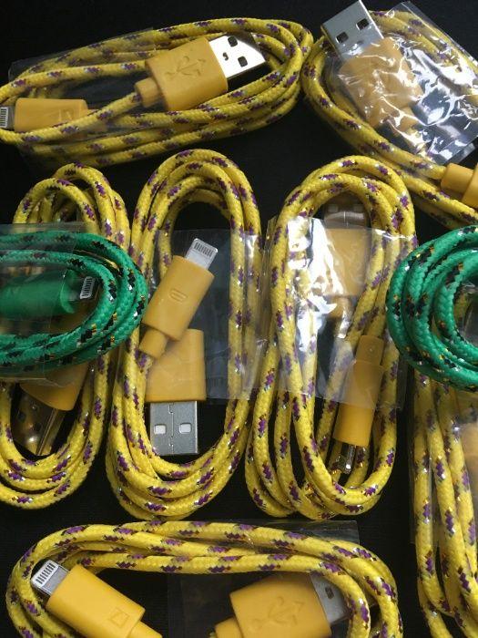 Зарядный USB кабель lightning для Айфона/iPhone/iPad 1М Харьков - изображение 1