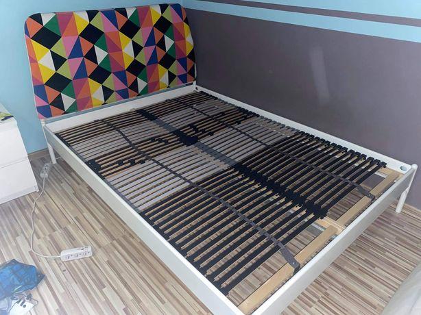 łóżko - IKEA DUKEN Rama łóżka