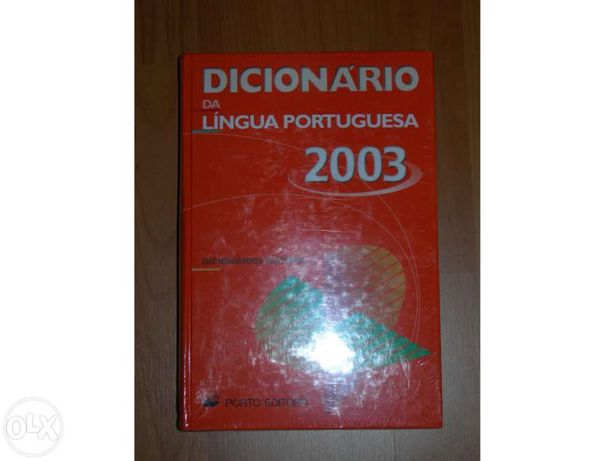 Vendo Dicionário de Língua Portuguesa