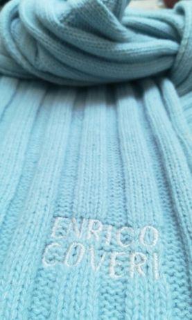 Cachecol Azul Claro Enrico Coveri