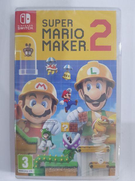 Super Mario Maker 2 Nintendo Switch Nowa Kraków