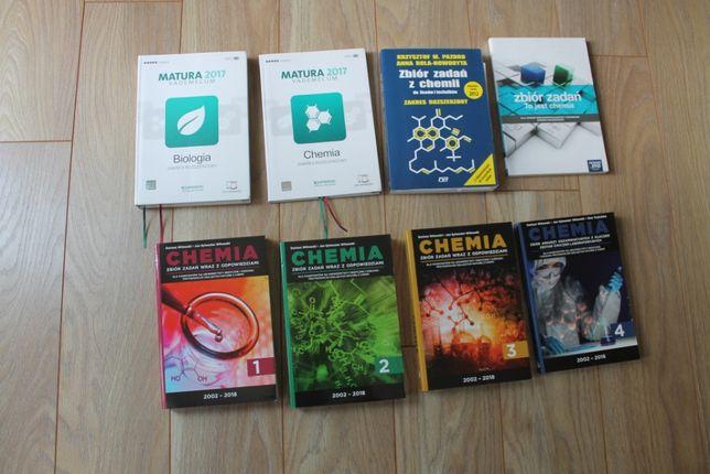 Witowski Chemia 1,2,3,4,Pazdro Chemia,To jest chemia, Wademeca Operon,