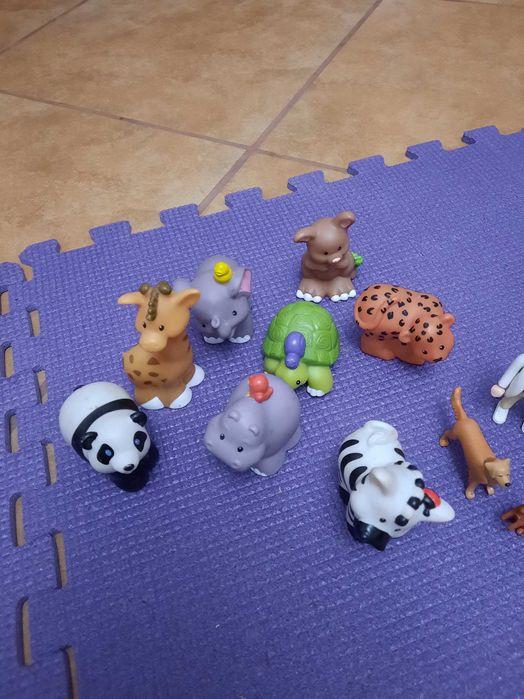Продам фигурки животных Little people Киев - изображение 1