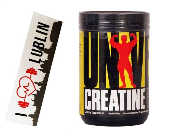 UNIVERSAL Kreatyna Creatine Monohydrate Powder 500 g